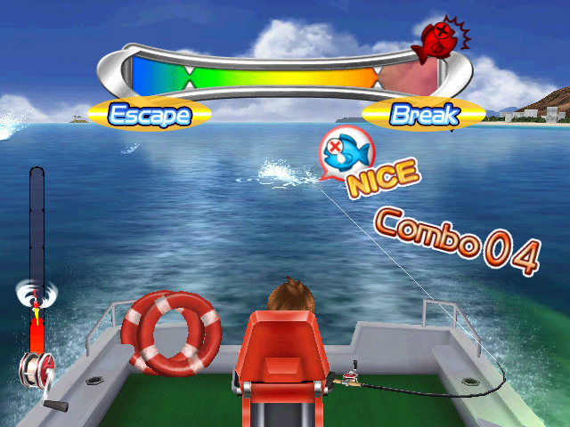 Images Fishing Master World Tour Wii - 11