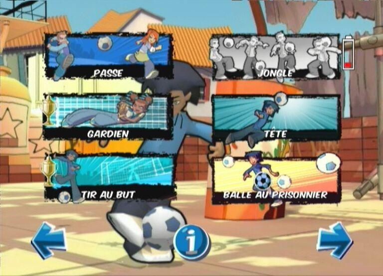 MU] Wii - Foot 2 Rue - Nicolas Anelka [PAL] [Wii]