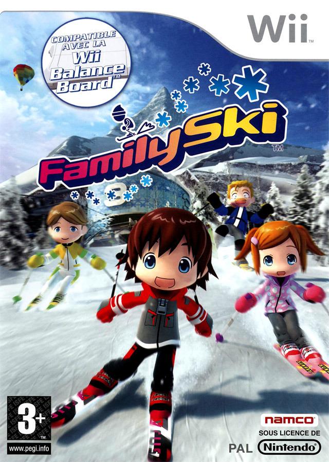 Family Ski Fskiwi0f