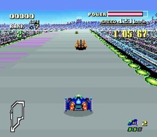 Test F-Zero Wii - Screenshot 1