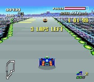 Test F-Zero Wii - Screenshot 2