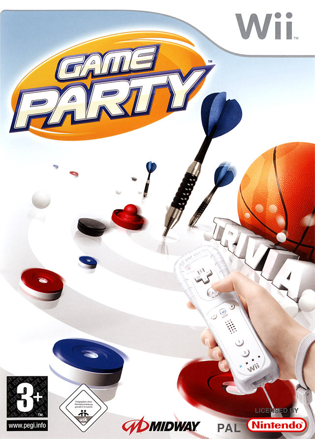 Game Party Wii NTSC [WBFS] [MULTI]