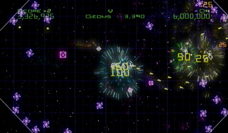 Images Geometry Wars Galaxies Wii - 22
