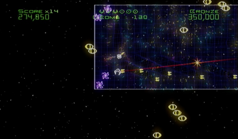 Images Geometry Wars Galaxies Wii - 25