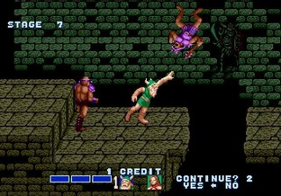 Test Golden Axe Wii - Screenshot 18