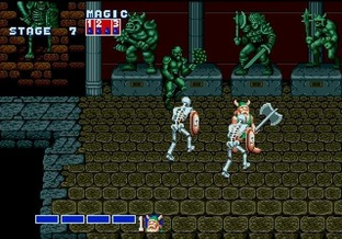Test Golden Axe Wii - Screenshot 22