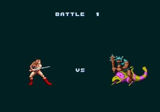 Test Golden Axe Wii - Screenshot 23