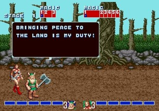 Test Golden Axe Wii - Screenshot 25