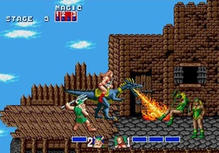 Test Golden Axe Wii - Screenshot 33