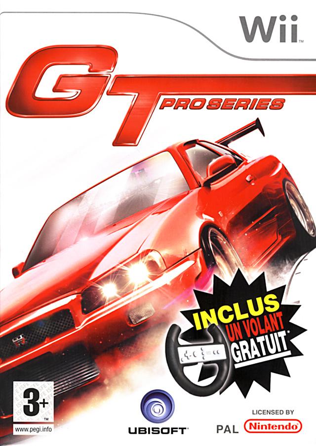GT Pro Series Wii PAL [MULTI]