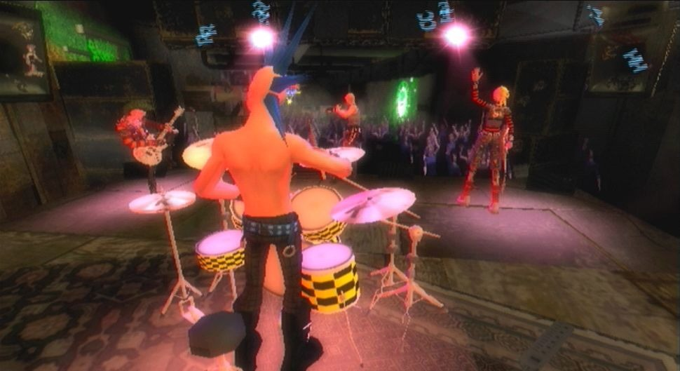 Images Guitar Hero : Warriors of Rock Wii - 63