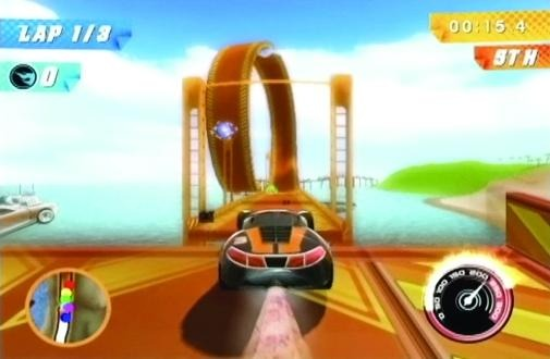 Hot Wheels : Track Attack