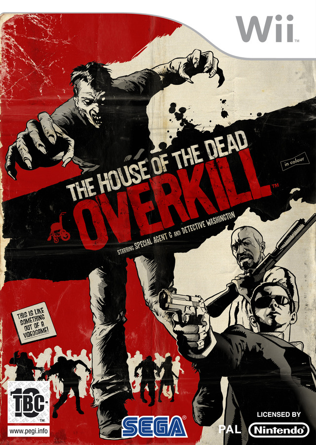 House of the Dead  Overkill PAL preview 0