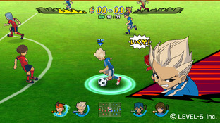 Images Inazuma Eleven Strikers Wii - 2