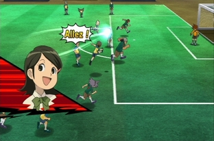 Test Inazuma Eleven Strikers Wii - Screenshot 45