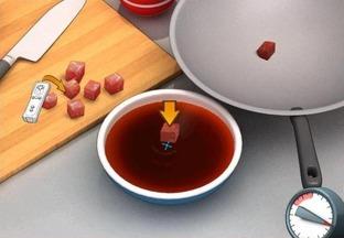 Fiche complète Iron Chef America : Supreme Cuisine - Wii