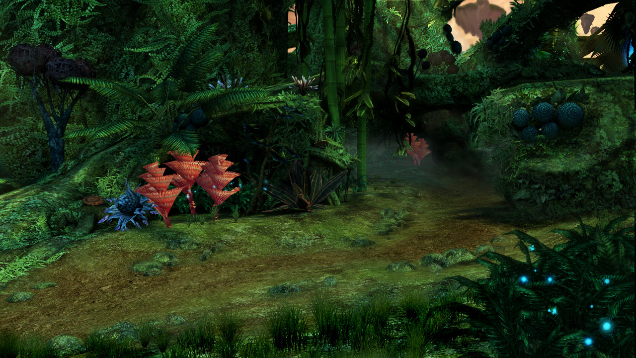 James Cameron's Avatar : The Game