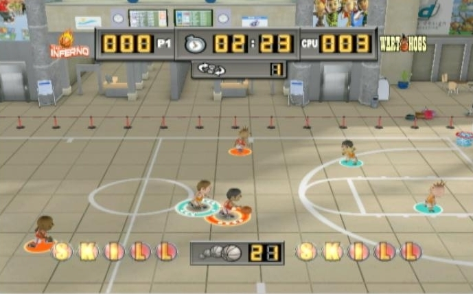 Images Junior League Sports Wii - 16