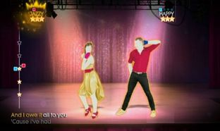 Test Just Dance 4 Wii - Screenshot 6