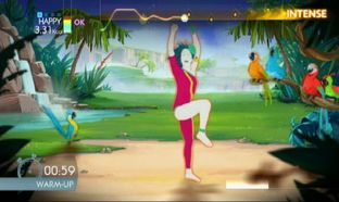 Test Just Dance 4 Wii - Screenshot 7