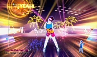 Test Just Dance 4 Wii - Screenshot 9