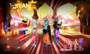Test Just Dance 4 Wii - Screenshot 13