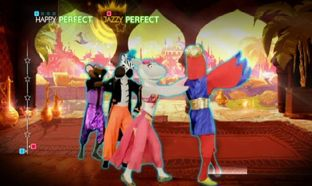 Test Just Dance 4 Wii - Screenshot 19