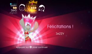 Test Just Dance 4 Wii - Screenshot 20