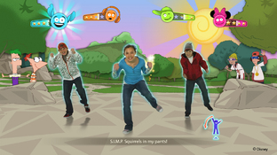 Images Just Dance : Disney Party Wii - 1