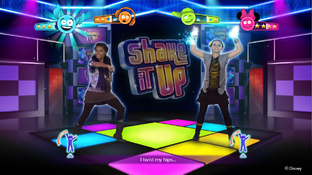 Images Just Dance : Disney Party Wii - 2