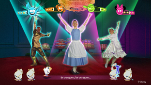 Images Just Dance : Disney Party Wii - 4