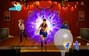 Test Just Dance : Disney Party Wii - Screenshot 9