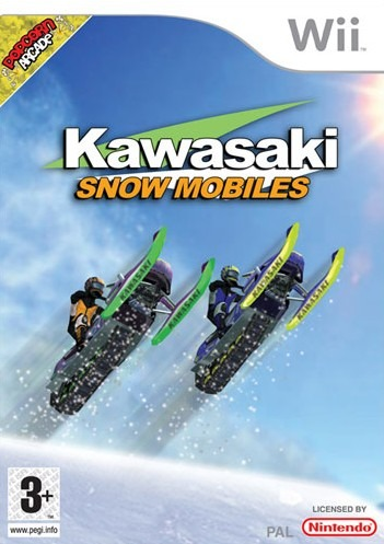 Kawasaki Snow Mobiles Kasnwi0f
