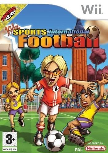 Kidz Sports : International Football Kifowi0f