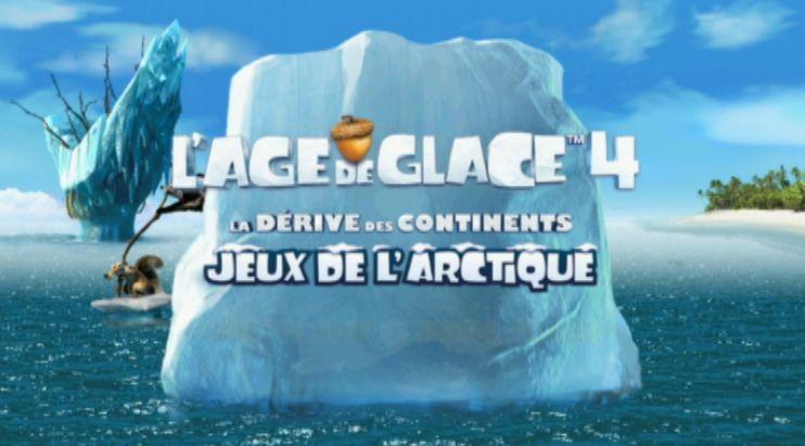 jeuxvideo.com L'Age de Glace 4 : La Dérive des Continents - Jeux de l