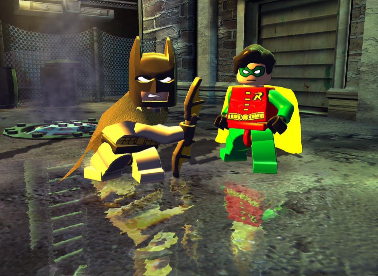 Lego Batman : Le Jeu Vidéo