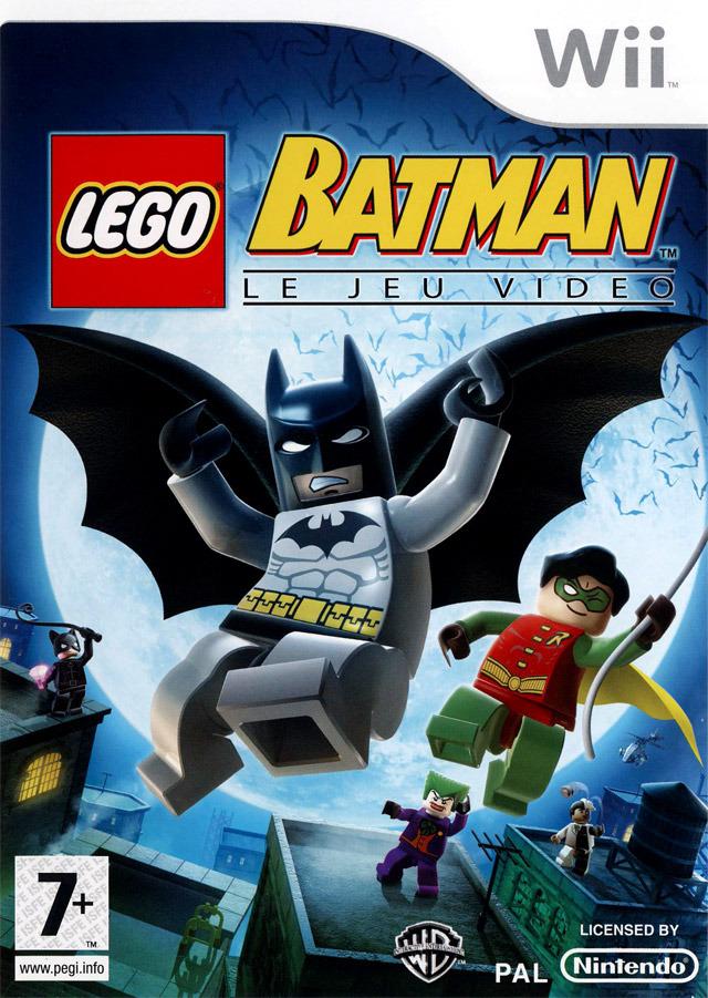 Lego batman le jeu vid o sur wii - Jeux lego batman 2 gratuit ...