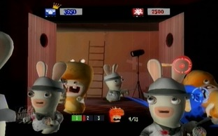 Test Rayman Prod' Presente : The Lapins Crétins Show Wii - Screenshot 46