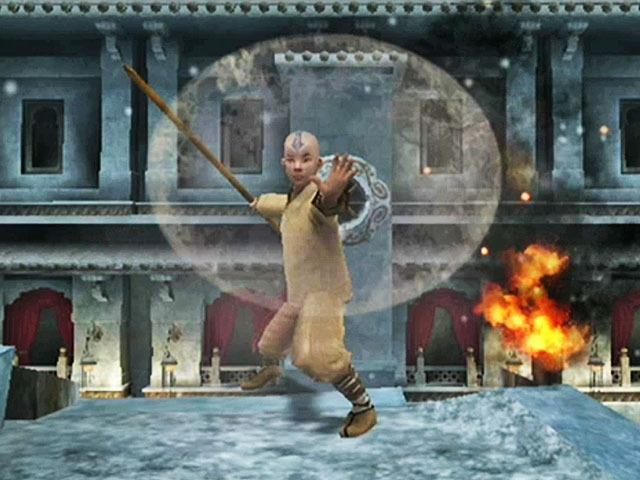 THQ annonce l'adaptation d'Avatar : Le Dernier Maître de l'Air