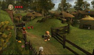 Test Lego Le Seigneur des Anneaux Wii - Screenshot 9