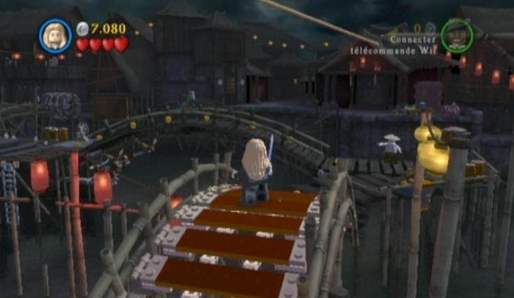 des caraïbes le jeu vidéo wii image 6 sur 42