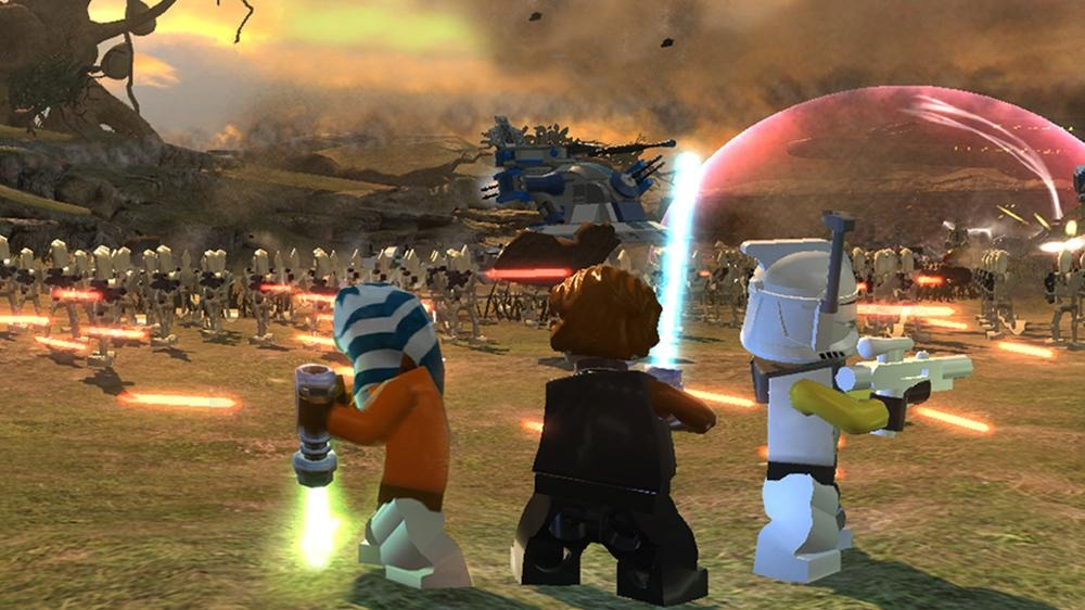 Jeuxvideo com lego star wars iii the clone wars wii image 6 sur