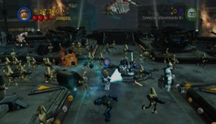 LEGO Star Wars III : The Clone Wars Wii