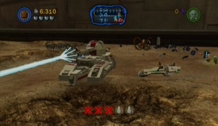 Test Lego Star Wars III : The Clone Wars Wii - Screenshot 32