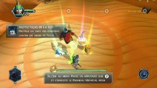 Les Cinq Légendes Wii