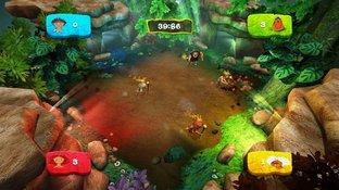 Les Croods : Fête Préhistorique Wii