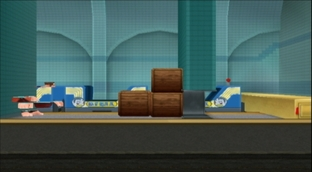 Test Les Mondes de Ralph Wii - Screenshot 13