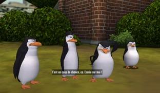 Les Pingouins de Madagascar : Le Docteur Blowhole est de Retour - Wii