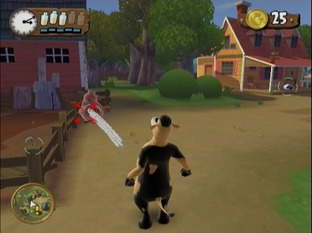 Test La Ferme En Folie Wii - Screenshot 4