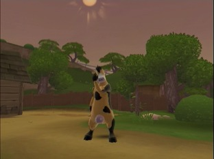 Test La Ferme En Folie Wii - Screenshot 5